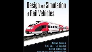 ['PDF'] Design and Simulation of Rail Vehicles (Ground Vehicle Engineering)