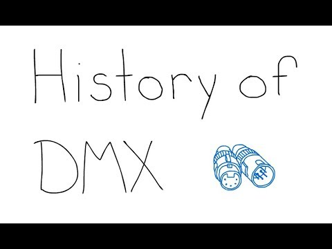 Lighting 101 Series - Part 3: History of DMX