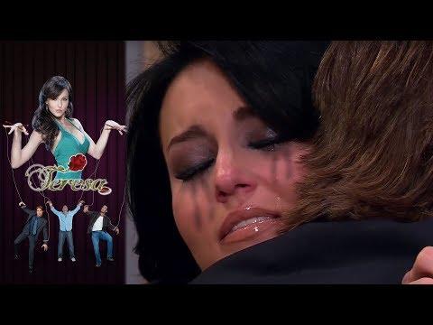 ¡Teresa sigue enamorada de Arturo!   Teresa - Televisa