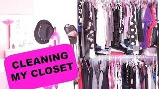 ❤ Organizing / Cleaning My Closet ❤