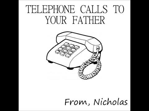 Phone Calls by Nicholas - Volume 1 - 1996 - Telephone Calls