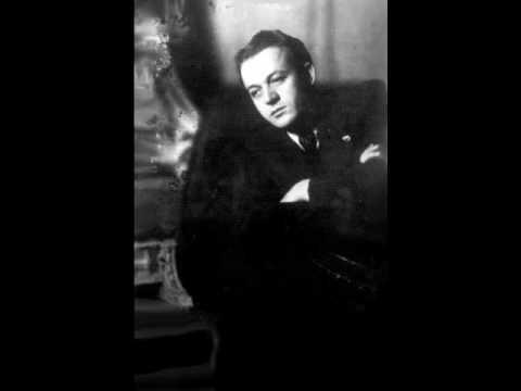 Sergei Lemeshev / Pearlfishers/ Nadir's romance 1938