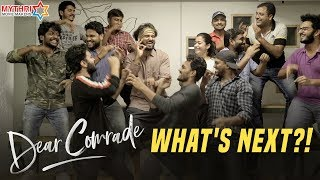 dear-comrade-what-s-next-vijay-deverakonda-rashmika-bharat-kamma-justin-prabhakaran