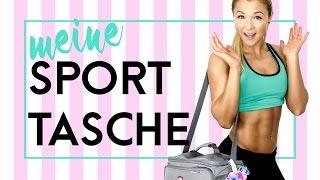Video What's in my GYM-BAG?!? Fitness - Edition | Meine Gadgets | Sophia Thiel download MP3, 3GP, MP4, WEBM, AVI, FLV Juni 2018