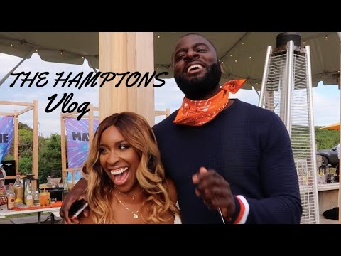 It Goes Down In The Hamptons!!