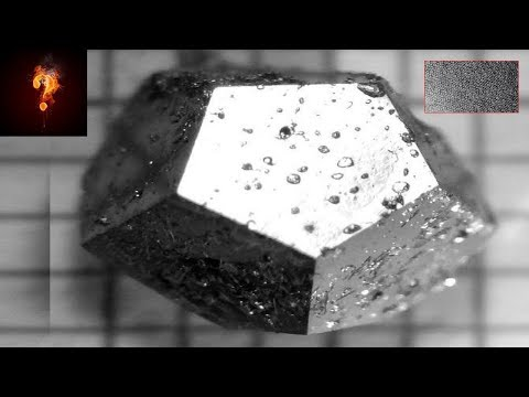"Impossible ""Alien Crystal"" Found In Meteorite?"