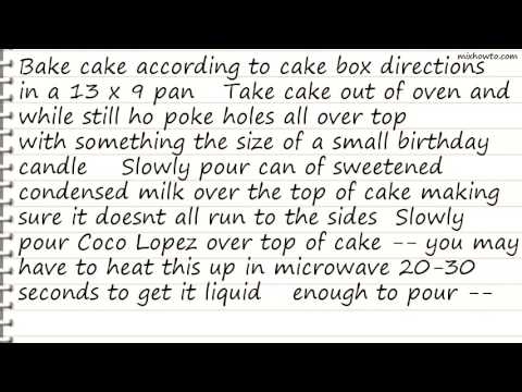 Recipe Easy Melt In Your Mouth Coconut Cake