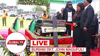 🔴#LIVE: RAIS SAMIA SULUHU AONGOZA VIONGOZI WA KIMATAIFA KUAGA MWILI WA HAYATI MAGUFULI...