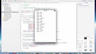 IOS Application Development Tutorial 9: Customizing Table View Cells