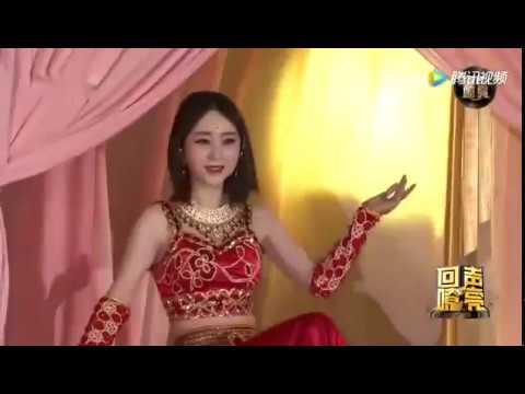 Bila Cina Nyanyi Lagu Hindustan