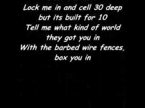 Nelly - Fly Away Lyric