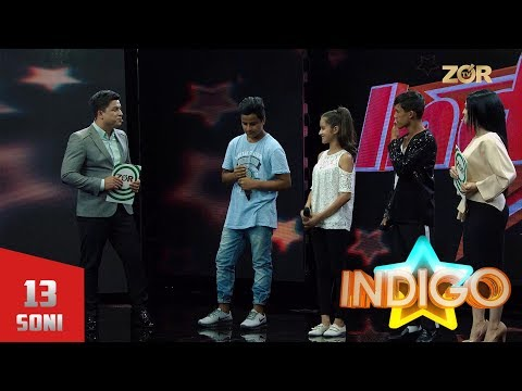 Indigo 13-soni (26.08.2017)