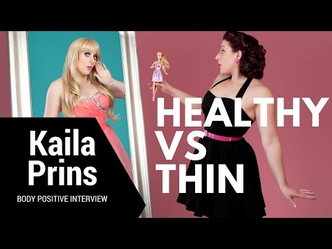 [#20] Healthy VS Thin - Body Positive Interview - Kaila Prins | Meet Your Brains | Life with Lydia
