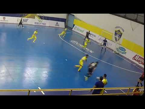 Blumenau Futsal 1 x 0 São José SP  Liga Nacional