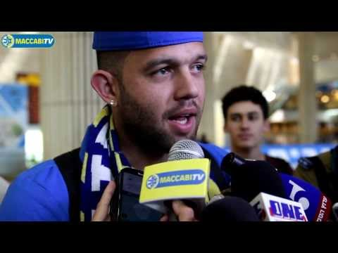 Jordan Farmar lands in Tel Aviv