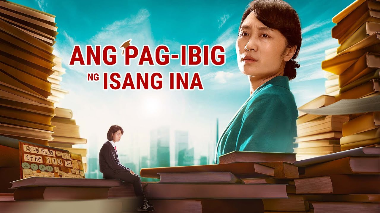 "Tagalog Christian Movie | ""Ang Pag-ibig from Isang Ina"" | The true story of a Christian"