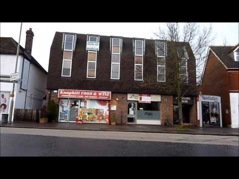 Restaurant, 5 High Street, Knaphill, Woking TO LET £19,500 PA