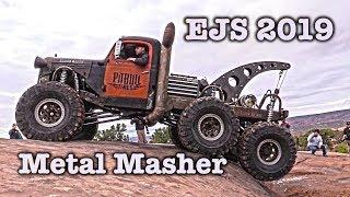 Easter Jeep Safari 2019 - Metal Masher - Pit Bull Tires Trail Run