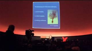 Being a Rootless Third Culture Kid | Benjamin Self | TEDxUofL