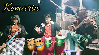 Lagu Pilu,Sedih banget || Seventeen_Kemarin -Cover Bogrex Irama
