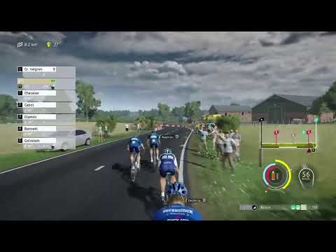 Tour de france 2021 with Michael Woods stage 3 and 4 |