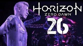 HORIZON ZERO DAWN (Gameplay/Walkthrough) - # 26 DUNKLE GEHEIMNISSE DER ERDE