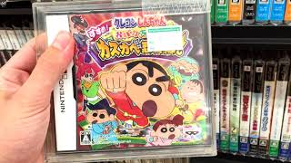 Good Console Deals in Japan's DEEP South - Japanese game hunting at Hard Off Kagoshima Kanoya