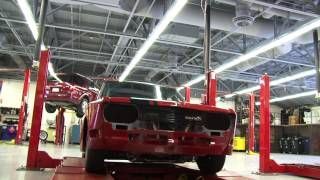 De Anza Auto Tech Program.