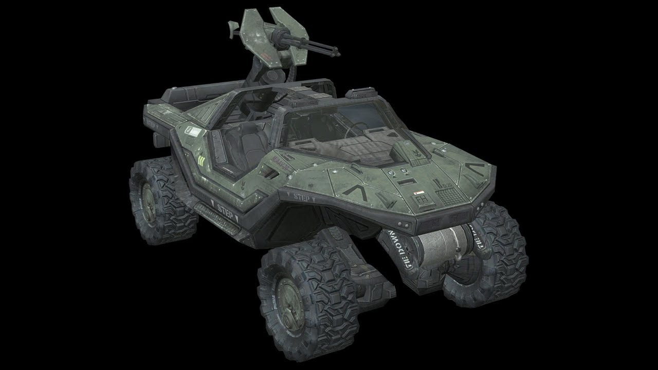 Real Life Halo Vehicles: Real Life Halo Warthog