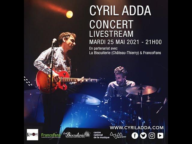 Revoir notre concert en ligne