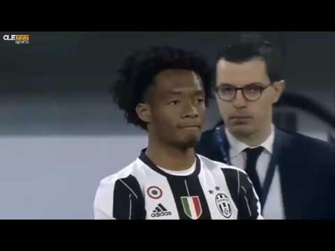 OLE777 Sports - Highlights Juventus vs AS Monaco (2-1)