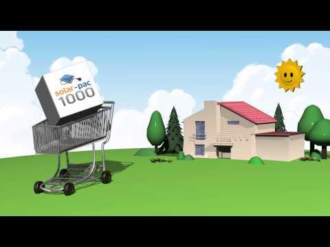 solar-pac Plug & Play Solaranlagen - Vorteile im Überblick