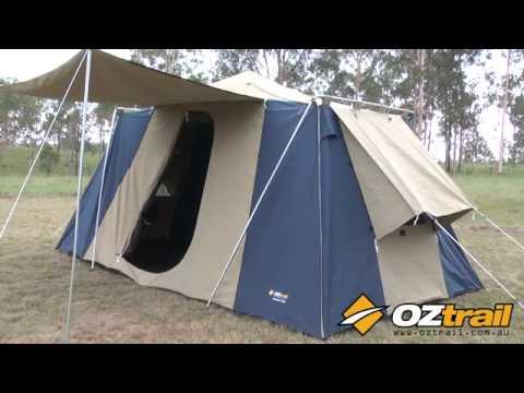 OZtrail Tourer Twin & OZtrail Tourer Twin - YouTube