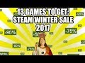 13 Games to Get on the Steam Winter Sale 2017 - Under 25 USD