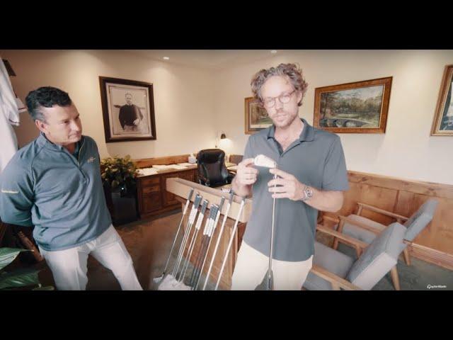 Erik Anders Lang's Custom Club Fitting at The Kingdom | TaylorMade Golf