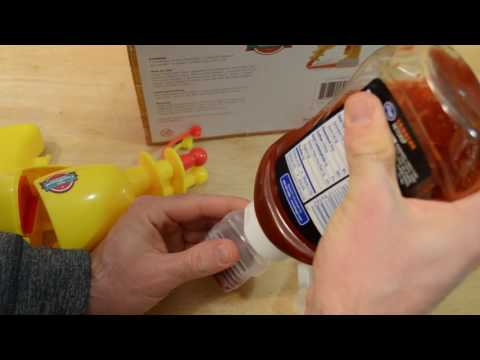 Dual Condiment Dispenser Kitchen Party Gadget Review