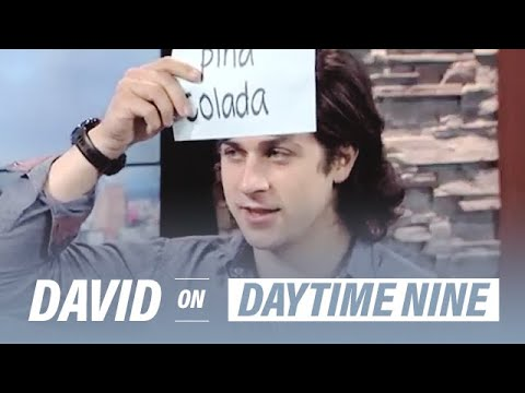 David Henrie  for DayTime Nine