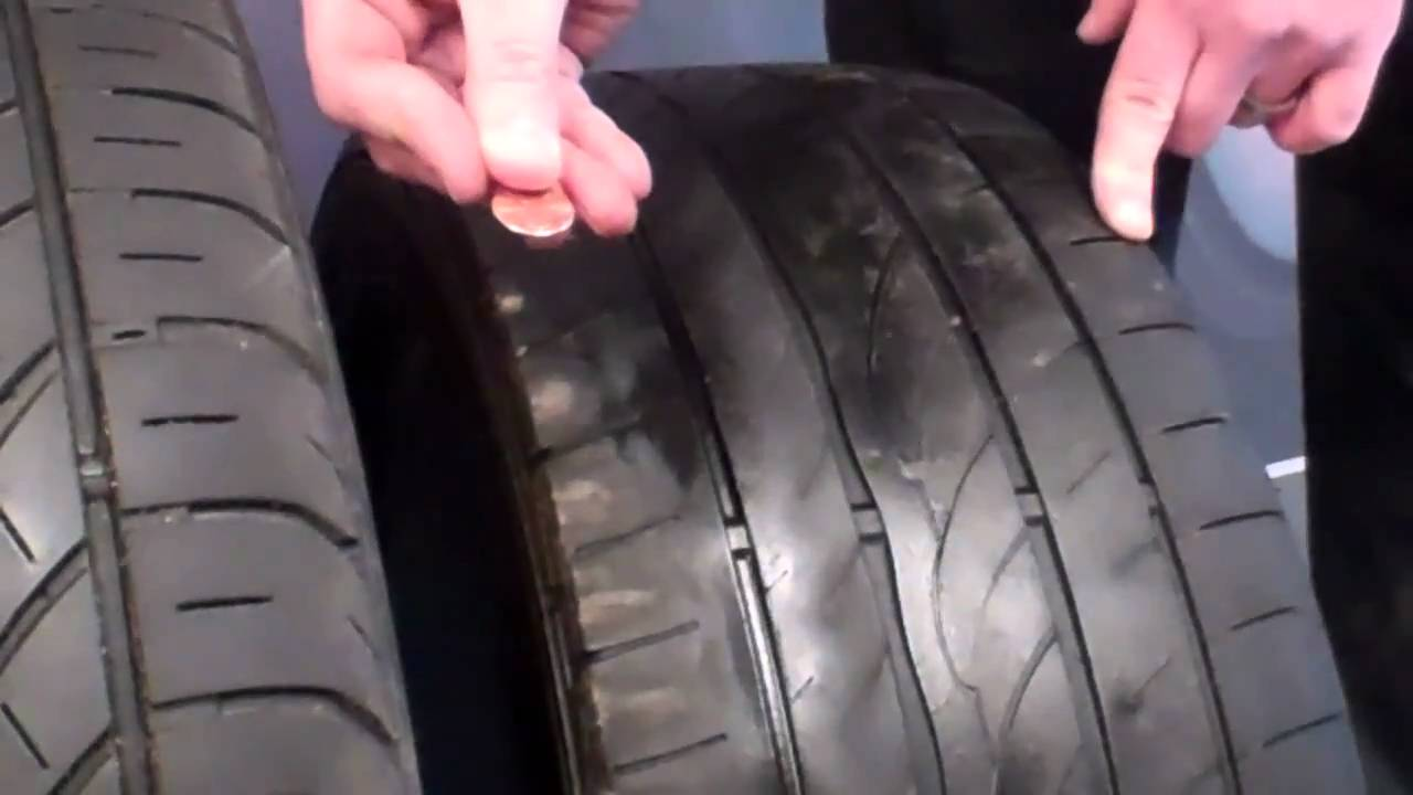 The Penny Test  Big O Tires  YouTube
