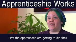 #ApprenticeshipWorks: Benefits of Apprenticeship Programs