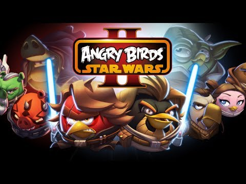 Angry Birds Star Wars II (Android