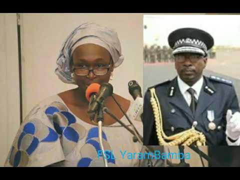 Gambia: IGP Yankuba Sonko Deployed To The Ministry Of Foreign Affairs