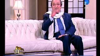 العاشرة مساء دريد لحام يحكى أسرار عبد الحليم حافظ وسعاد حسنى