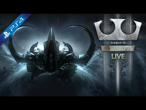 Jirka Hraje - Diablo III na PS4 #01 - [LIVE]