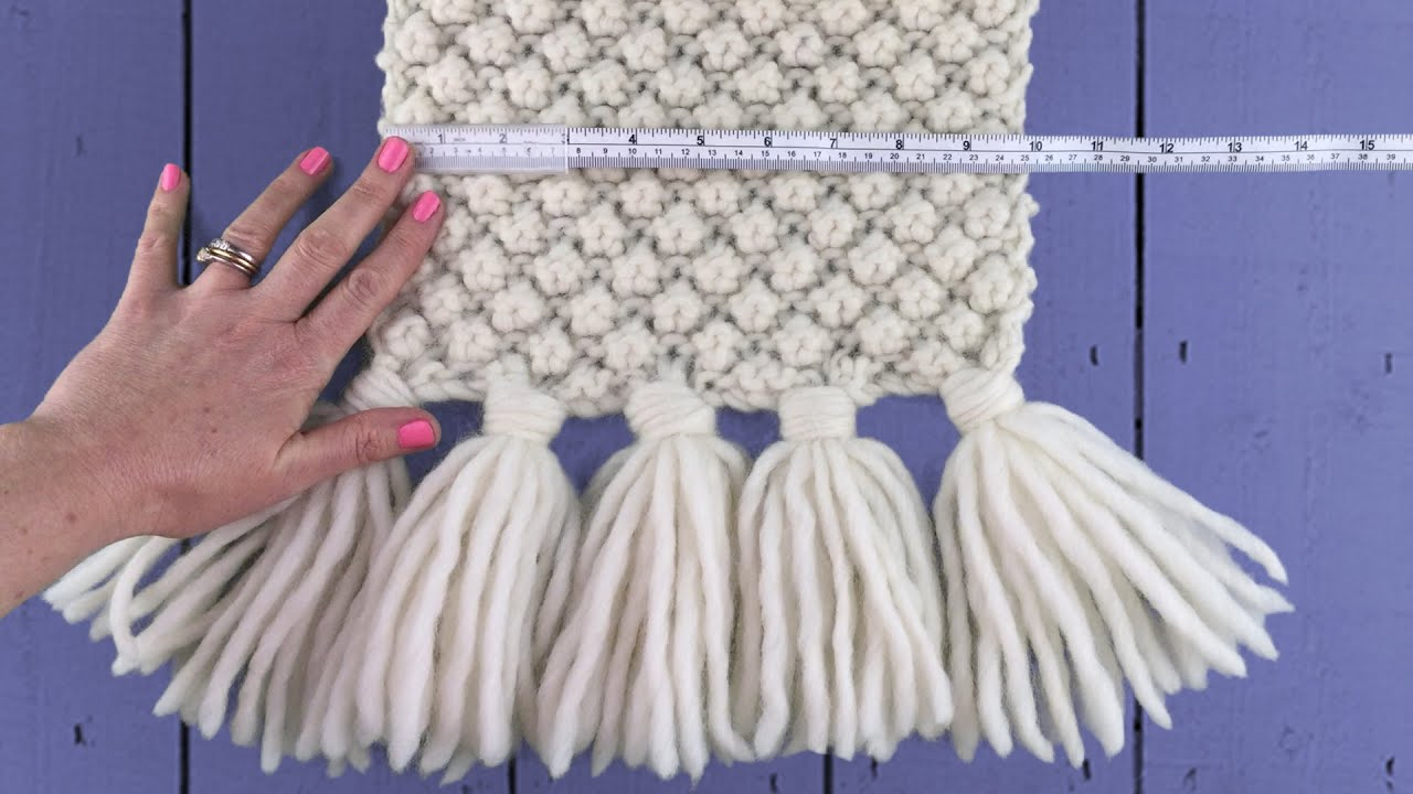 QUICK GUIDE TO MAKING TASSELS - How To Make Tassels The Easy Way ... 40ec4006252