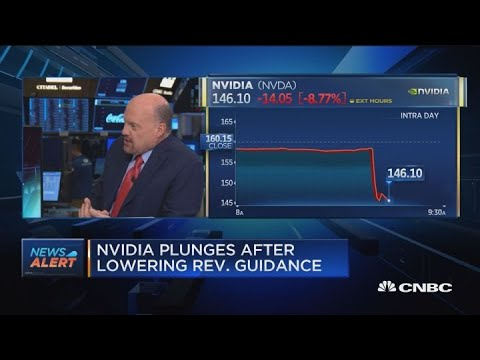 Nvidia lowers revenue guidance weeks ahead of earnings report