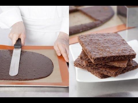 Technique de cuisine : préparer un biscuit sacher