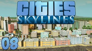 Cities Skylines 08 Burning Trash