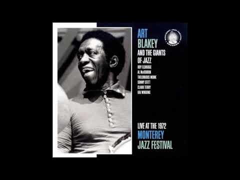 Art Blakey's - Giants Of Jazz  ( Full Album )