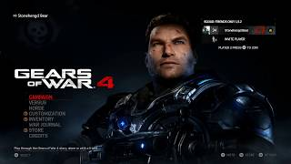 Gears of War 4: Multiplayer - The Gamer Society - Live Stream - X