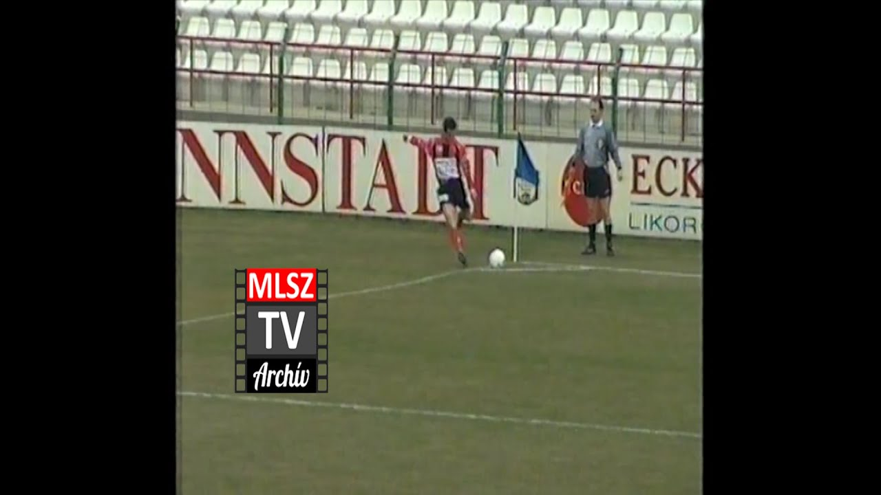 Stadler-Honvéd | 2-2 | 1998. 03. 28 | MLSZ TV Archív